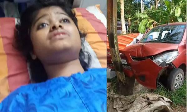 Hanan, Car crash