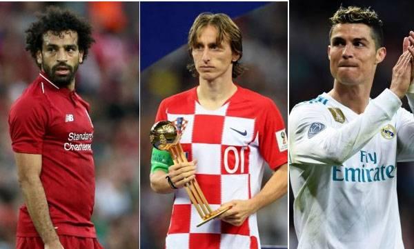 Lionel Mess, Salah, Modric