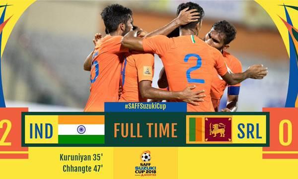 SAFF Cup, India, Srilanka