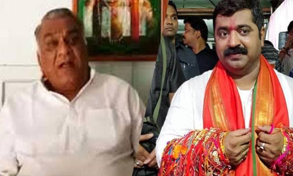 Congress, Rs 5 lakhs, BJP MLA's tongue