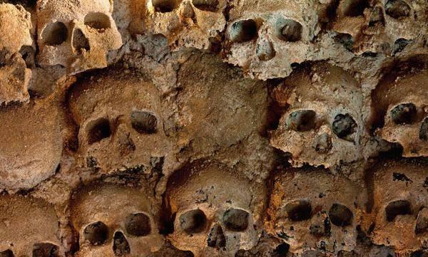 Mexican Prosecutors, Skulls, Mass graves