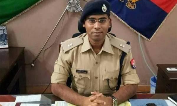 IPS officer, Surendra Kumar Das