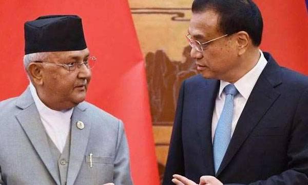 China, Nepal, Trade