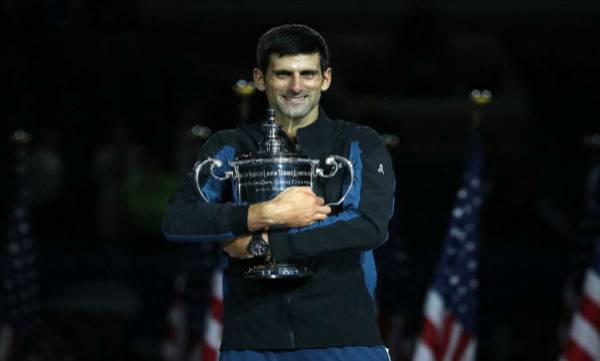 US Open 2018,Novak Djokovic