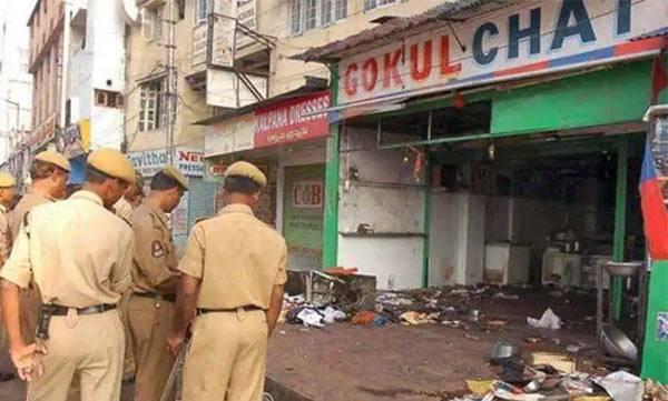 Hyderabad twin blast, Indian Mujahideen