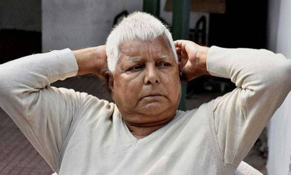 Depression, Lalu Prasad Yadav