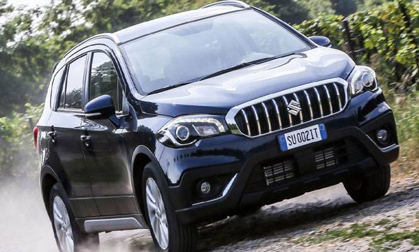 maruthi s-cross, updated version, face-lift