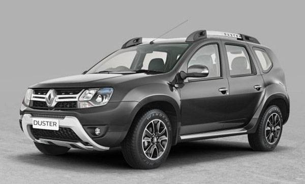 Renault duster, car stolen