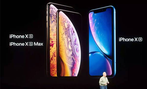 Apple iPhone XS, iPhone XS Max and iPhone XR launched