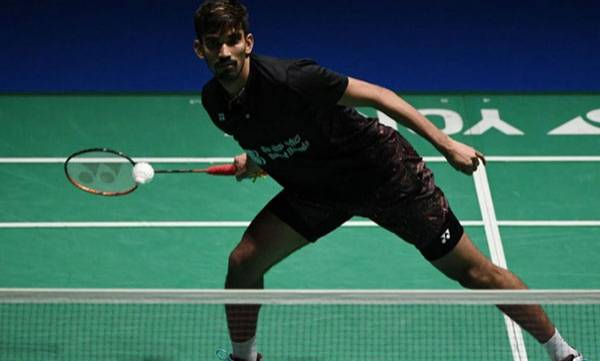 Japan Open, Kidambi Srikanth,  Quarters