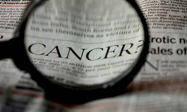 Cancer, Highest rate,   Kerala