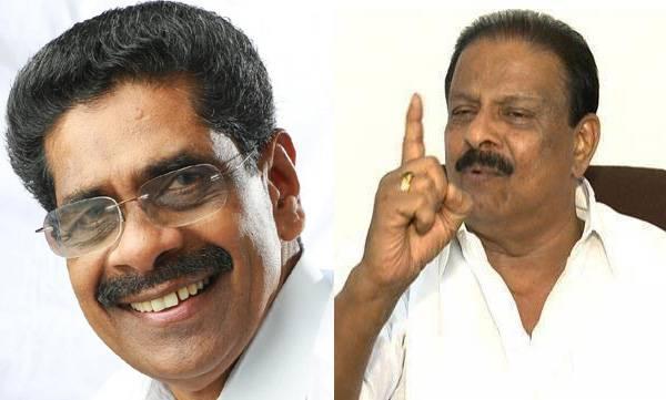 Mullalppalli Ramachandran, K. sudhakaran
