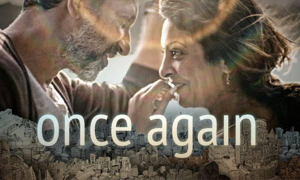 once again movie review