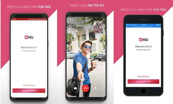 New Application,  Internet Voice Video call, UAE