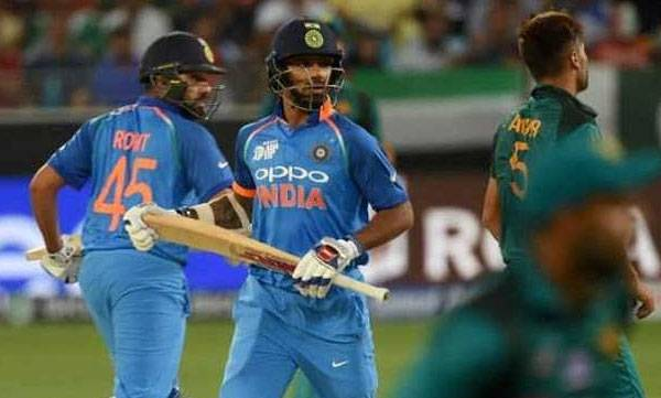 Asia Cup, Rohit Sharma, Shikar Dhawan