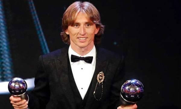 Modric, Ronaldo, Messi, World best