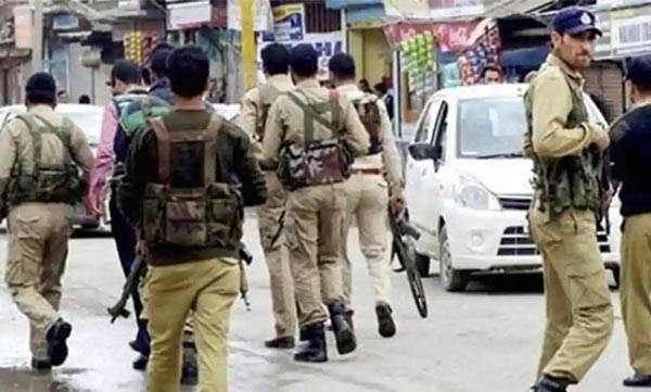 Jammu Kashmir SPO