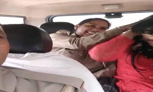 inter cast-vhp, people beaten, girl saying love jihad