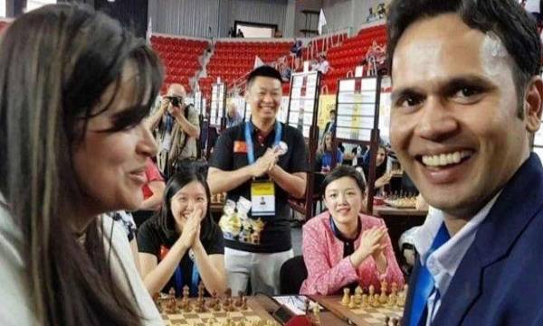 Indian Chess Player,  Marriage Proposal