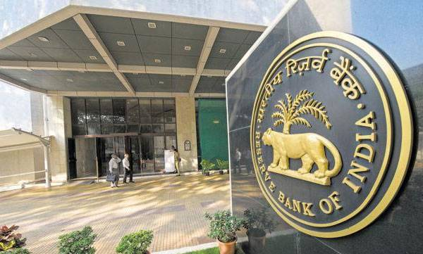 RBI, policy rates