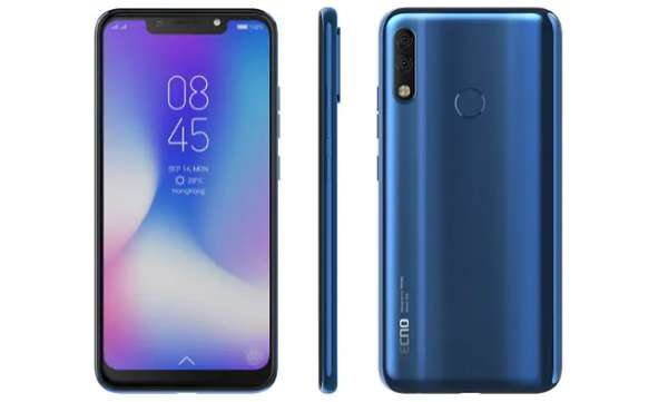 Tecno Camon Iclick2 With a 19:9 Display, Dual Rear Cameras Launched