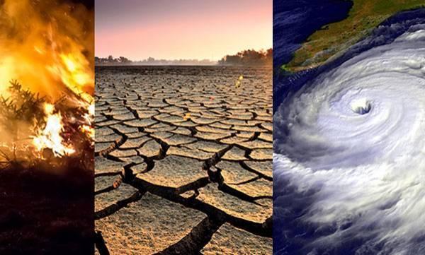 UN, Carbon, Global Climate Chaos