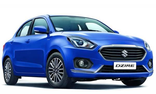All-New Maruti DZire Cross 3 Lakh Sales Mark