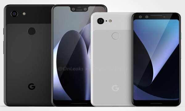 google pixel 3 pixel 3xl