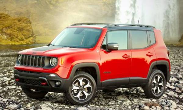 Jeep Renegade Plug-In Hybrid Is Coming in 2020
