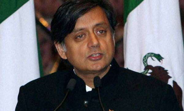 Sashi Tharoor, Congress IT cell
