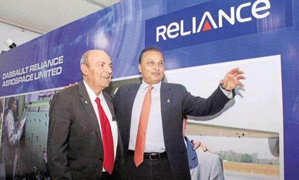 Rafale deal, Dassault