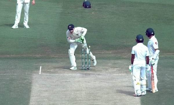 Pakistan, Australia, Test, Azar Ali