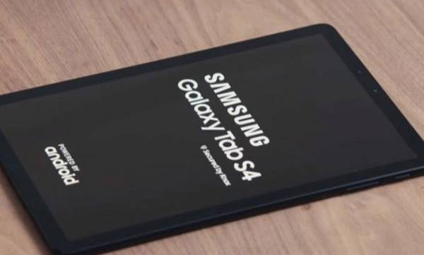 samsung galaxy tab s4 likely to launch in india in this week
