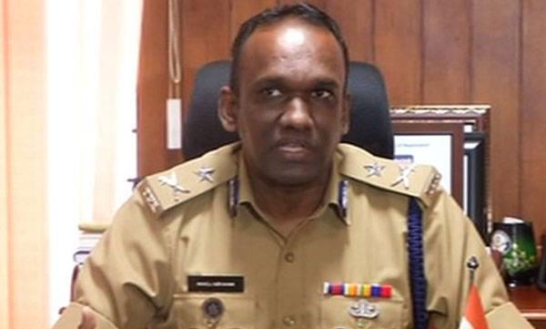 Death threat, IG Manoj Abraham, One arrested