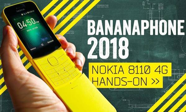 Nokia 8110 Banana phone now available for purchase in India