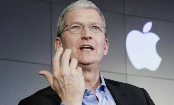 data protection personal data apple ceo