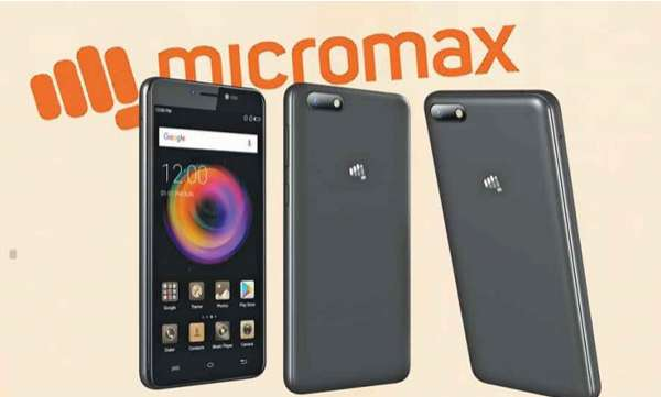 micromax is in the fourth place of smartphone