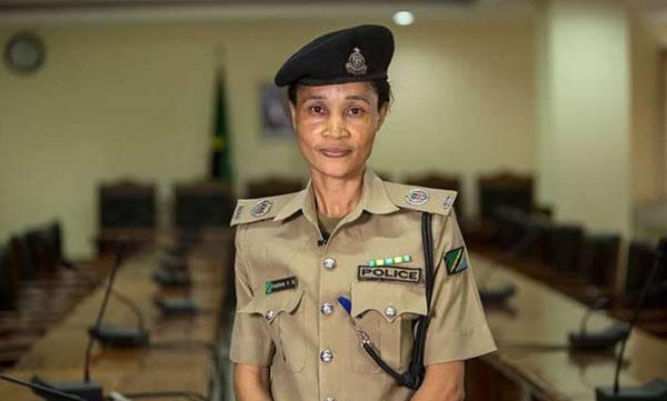 women police officer