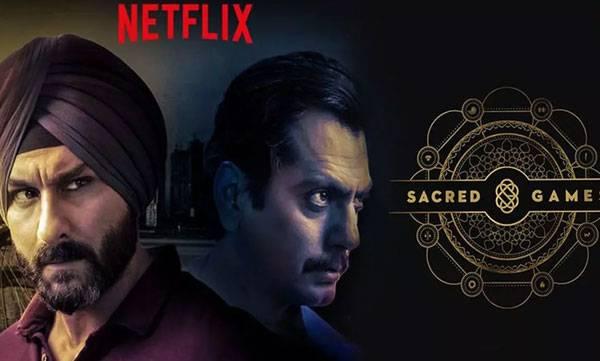 Netflix, Sacred Games, season 2