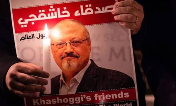 Jamal Khashoggi, Body parts, acid