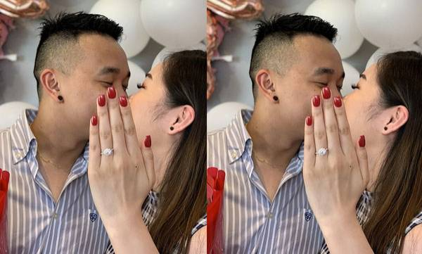 Engagement Photo, Viral