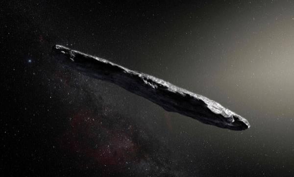 Oumuamua object