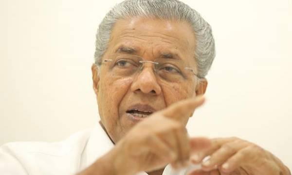 CM Pinarayi Vijayan