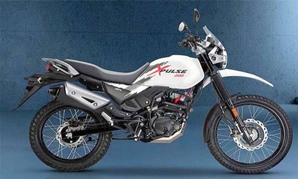 new hero xpulse 200t tourer motorcycle unveiled