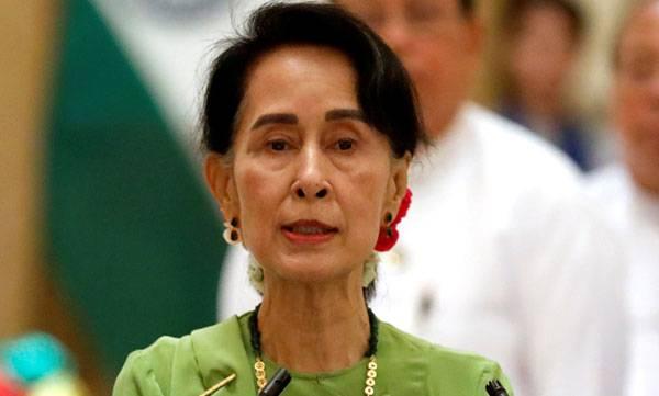 Amnesty International, Human rights, Myanmar, Suu Kyi