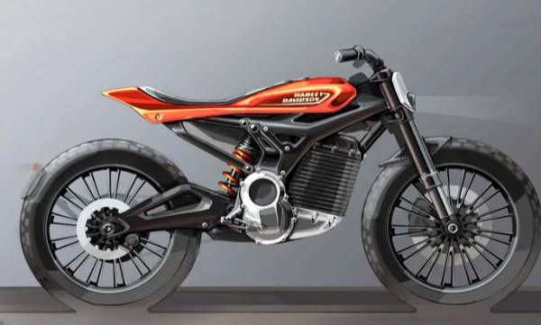 harley davidsons electric motorcycle
