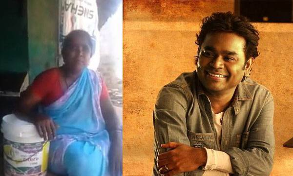Image result for anthra woman impressed a.r rahman