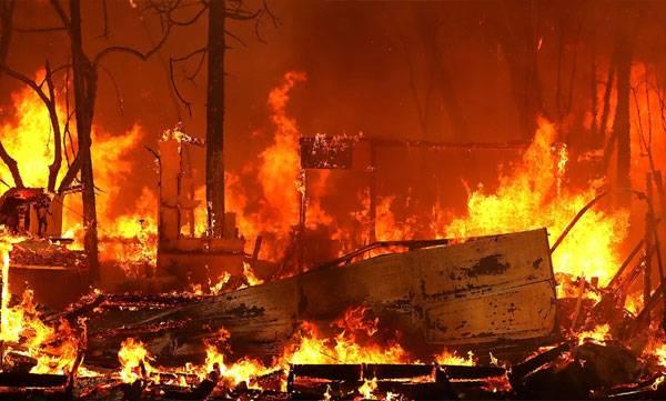 California, wildfire, 600