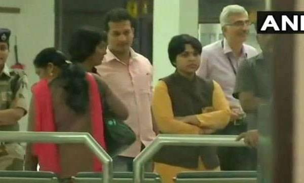 Trupthi Desai, HC, Security