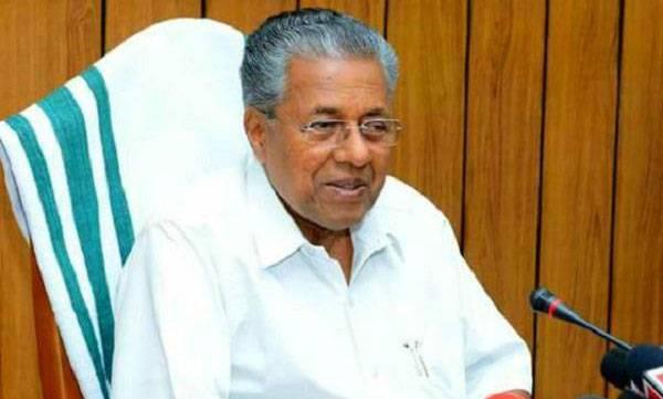 CM Vijayan, Sabarimala